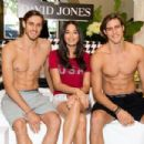 Jessica Gomes Meet Greet At David Jones Elizabeth Street Store