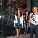 Jessica Lowndes – Arrives at Catch Restaurant in West Hollywood - 454 x 605