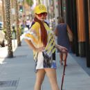 Phoebe Price – Shopping Candids in Beverly Hills - 454 x 650