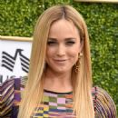 Caity Lotz – The CW Networks Fall Launch Event in LA - 454 x 588
