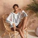 Malaika Firth - Hello! Fashion Magazine Pictorial [United Kingdom] (June 2019) - 454 x 634