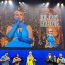 Katy Perry at FFBE Fan Festa 2018 in Long Beach