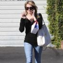 Emma Roberts - Out And About In West Hollywood - February 25, 2010
