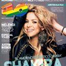 Shakira 40 Magazine Spain June 2011