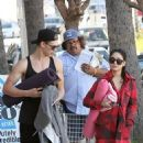 Vanessa Hudgens: hit up a Yoga studio in Los Angeles
