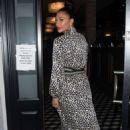 Nicole Scherzinger – Arriving at Craig's Restaurant in West Hollywood