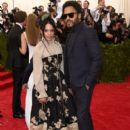 Lenny Kravitz-May 4, 2015-China Through the Looking Glass Gala