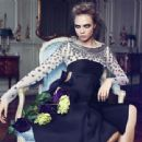 Cara Delevingne - Vogue Magazine Pictorial [Turkey] (April 2012)