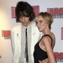 Faris Badwan and Kim Stewart in February 2008