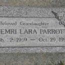 Demri Parrott - 454 x 341