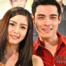 Xian Lim and Kim Chiu