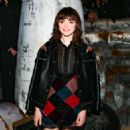 Maisie Williams – Coach 1941 Fashion Show in NYC