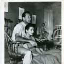 William Holden and Brenda Marshall