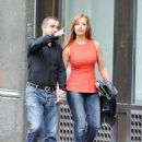 Michael Le Vell and Louise Gibbons - 454 x 577
