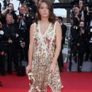 Adele Exarchopoulos- 70th Anniversary Red Carpet Arrivals - The 70th Annual Cannes Film Festival - 454 x 681