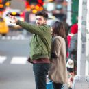 Lucy Hale and Anthony Kalabretta out in New York City January 20, 2017 - 454 x 681