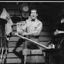 110 in the Shade Original 1963 Broadway Cast Starring Robert Horton - 454 x 369