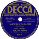 Bing Crosby - Hawaiian Paradise