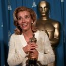 Emma Thompson At The 68th Annual Academy Awards (1996)