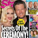 Gwen Stefani and Blake Shelton - Star Magazine Cover [United States] (29 August 2016)