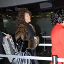 Whitney Houston Taken to Hospital
