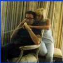 Peter Sellers and Britt Ekland - 400 x 400