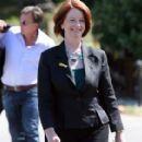 Julia Gillard and Tim Mathieson - 420 x 282