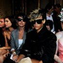 Rihanna - Vivienne Westwood Show, Paris Fashion Week, 2009-10-02