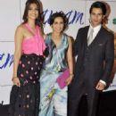 Shahid Kapoor and Sonam Kapoor at Mausam premiere