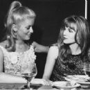 Catherine Deneuve and Françoise Dorléac