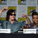 Norman Reedus-July 11, 2015-TV Guide Magazine: Fan Favorites at Comic-Con International 2015