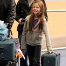 Mackenzie Foy Arrives in Vancouver February 20, 2011