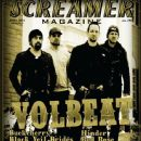 Jon Larsen, Michael Poulsen, Anders Kjølholm - Screamer Magazine Cover [United States] (April 2013)