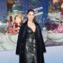 Laetitia Casta – Le Printemps Christmas Decorations Launch with Boucheron in Paris