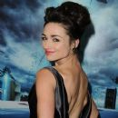"""Crystal Reed: premiere of Rogue Pictures' """"Skyline"""" in Los Angeles"""