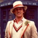 Peter Davison as the fifth incarnation of the Doctor in Doctor Who (1981 to 1984)