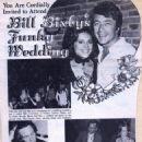 You Are Cordially Invited To Bill Bixby and Brenda Benet's Wedding!