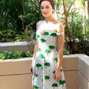 Marion Cotillard – 'Two Days, One Night' Press Conference in Los Angeles