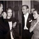 Dolores del Rio and Cedric Gibbons