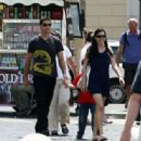 Matthew Fox-July 6, 2009-Matthew Fox and Family in Spain - 454 x 316