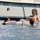 Asli Enver was spotted on a beach in Marmaris (June 28, 2016) - 454 x 368