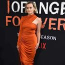 Taylor Schilling – 'Orange Is The New Black' Final Season Premiere in New York - 454 x 683