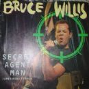 Secret Agent Man - James Bond Is Back - Bruce Willis - Bruce Willis