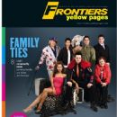 "Cover of Frontiers ""Community Pages"" 2008 (LGBT ""Icons"")"