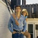 Anthony Perkins and Berry Berenson