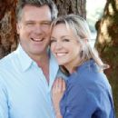 Erik Thomson and Rebecca Gibney