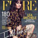 Lea Michele Flare Magazine October 2015