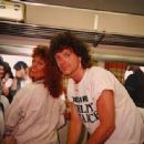 Joey and April Kramer 1988 - 454 x 315