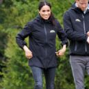 Meghan Markle – Dedicate Queen's Commonwealth Canopy in Auckland