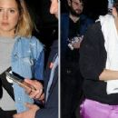 Tess Ward spotted leaving Harry Styles's concert at The Garage in London - May 13, 2017 - 454 x 238